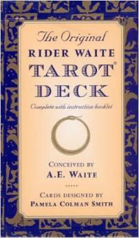 ウェイト版のファクシミリ版といわれるヴァージョン タロットカード オリジナル ライダー 高級な ウェイト タロット Tarot Waite Original Rider The 人気上昇中