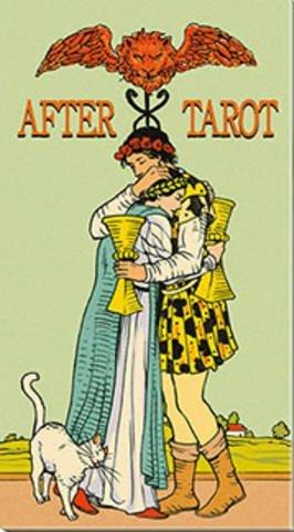 ウェイト版ファン必見 送料無料でお届けします ウェイト タロットその後☆彡 アフター After 正規取扱店 Tarot タロット