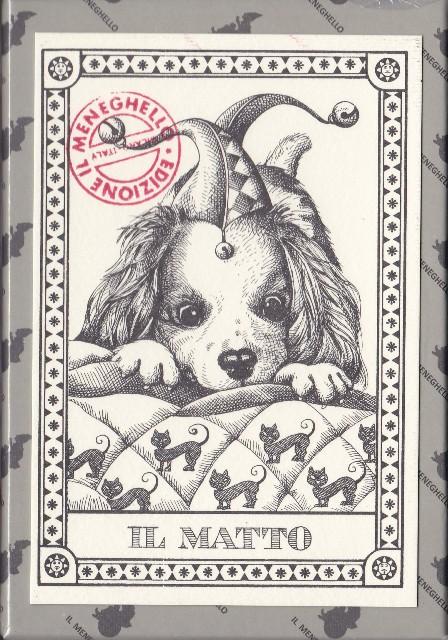 犬種の特徴 習性等を象徴的にアルカナに結びつけているもの ヨーロッパならではの犬心が伝わってきます☆彡 世界のドッグ タロット 22 Cani del Mondo 海外限定 i 訳ありセール 格安 Arcani