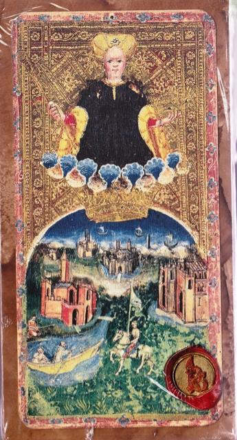 ヴィスコンティ tarot(Cary-Yale・タロット・キャリー・イエール版 Pack)/Visconti-Sforza tarot(Cary-Yale Pack), LongLi:1d593f9c --- officewill.xsrv.jp