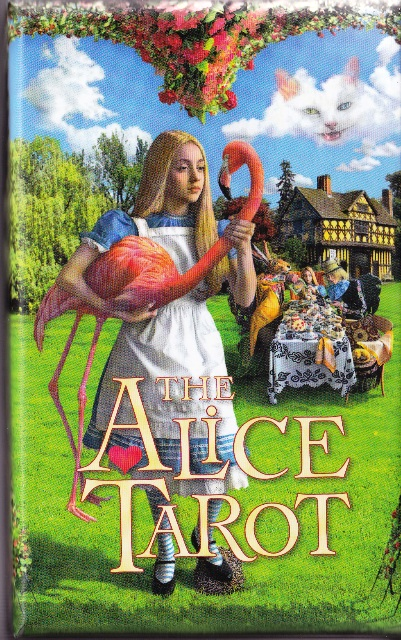 超大特価 アリス・タロット2nd.ヴァージョン Tarot2nd.ver/The Alice Alice Tarot2nd.ver, ヤマトシ:e64864ba --- canoncity.azurewebsites.net