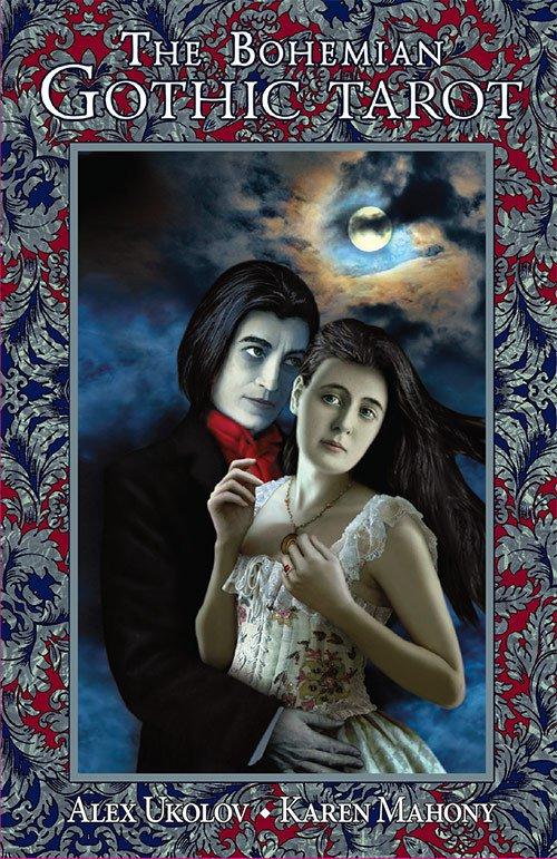 ワケあり【絶版★タロットカード】ボヘミアン・ゴシック・タロット第3版/The Bohemian Gothic Tarot third edition
