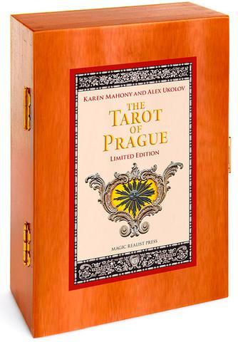 【タロットカード】プラハのタロットDX版(大型仕様)/The Tarot of Prague Limited Delux Edition