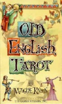 リーディングはもちろん 訳あり商品 メディテーション用にも欧米のタロット愛好家たちから根強く支持されているデッキ☆彡 直営店 オールド イングリッシュ タロット Old English Tarot