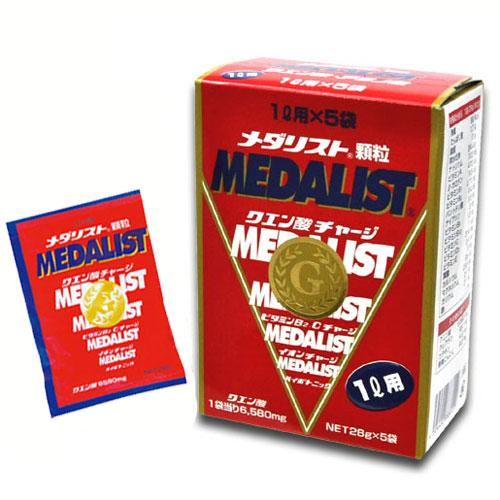 MEDALIST  MEDALIST Pellets 1 L size type  (28 g x 5-Pack) citric supplement