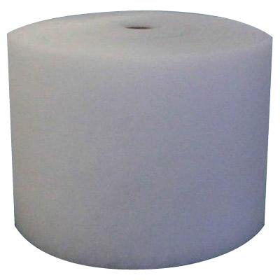 空気中のホコリや花粉、ハウスダストを効果的に捕集します!! 空気清浄 防汚 カット 取り替え 交換 エコフレギュラー(エアコンフィルター) フィルターロール巻き 幅40cm×厚み2mm×50m巻き W-4054 換気扇 クーラー 業務用