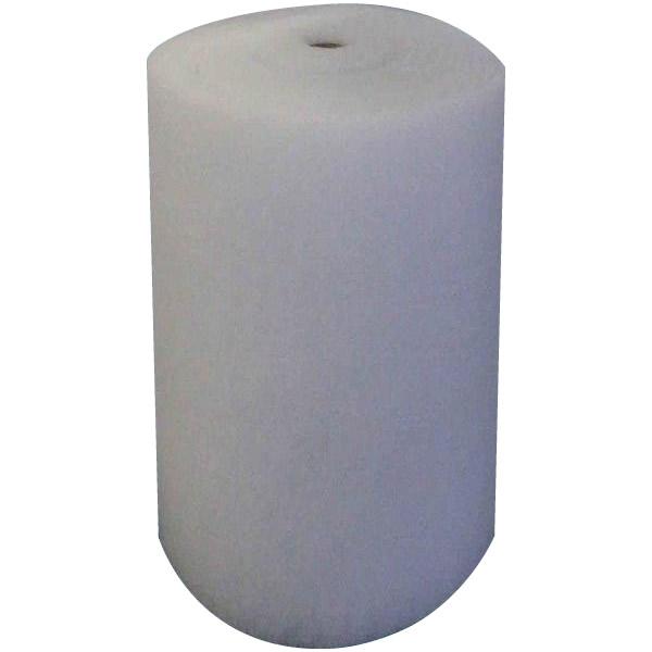 空気中のホコリや花粉、ハウスダストを効果的に捕集します!! クーラー 業務用 パーツ 換気扇 修理 シート 交換用 フィルム 部品 ホコリ対策 エコフレギュラー(エアコンフィルター) フィルターロール巻き 幅90cm×厚み2mm×50m巻き W-4059 ハウスダスト 花粉 防塵