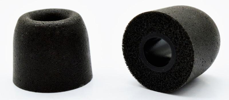 高品質 低価格な交換用のイヤピース 安心の日本国内検品 大手メーカー製品に引けをとらない性能 優先配送 もっちりとした感触の低反発素材が上質なオーディオ体験をお約束します イヤーピース T-400タイプ 6セット 低反発 Sサイズ 安心の国内検品 国内即発送 ケース付き 12個入 収納ケース付 ブラック