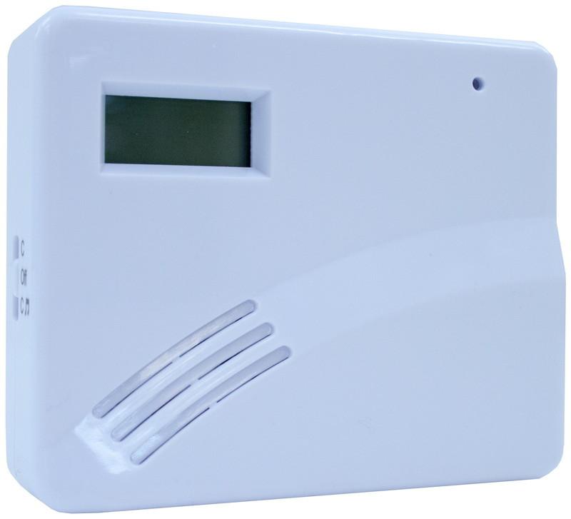 センサーが感知して人が通過するとチャイムを鳴らします カウンター機能付きなので通過人数の確認が可能 ※カウンターは目安の数字となります 正確な数のお約束はできません カウンター付き アウトレットセール ラッピング無料 特集 センサーチャイム MCR-SC