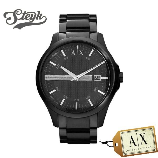 【あす楽対応】ARMANI アルマーニ 腕時計 HAMPTON ハンプトン アナログ AX2104 メンズ【送料無料】