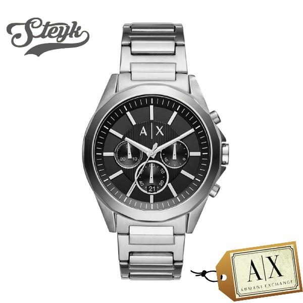 Armani Exchange アルマーニエクスチェンジ 腕時計 DREXLER ドレクスラー アナログ AX2600 メンズ