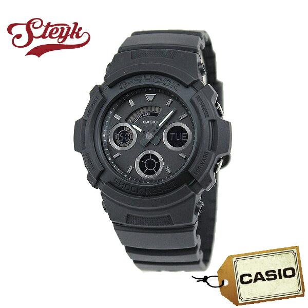 【5日23:59まで!店内ポイント最大37倍】CASIO カシオ 腕時計 G-SHOCK ジーショック アナデジ AW-591BB-1A メンズ:STEYK