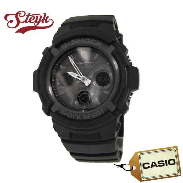 CASIO カシオ 腕時計 G-SHOCK ジーショック アナデジ AWGM100B-1A メンズ