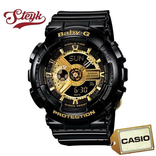 【あす楽対応】CASIO カシオ 腕時計 Baby-G ベビーG アナデジ BA-110-1A