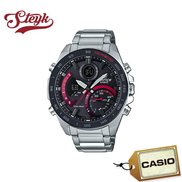 CASIO カシオ 腕時計 EDIFICE エディフィス スマートフォンリンク アナデジ ECB-900DB-1A メンズ