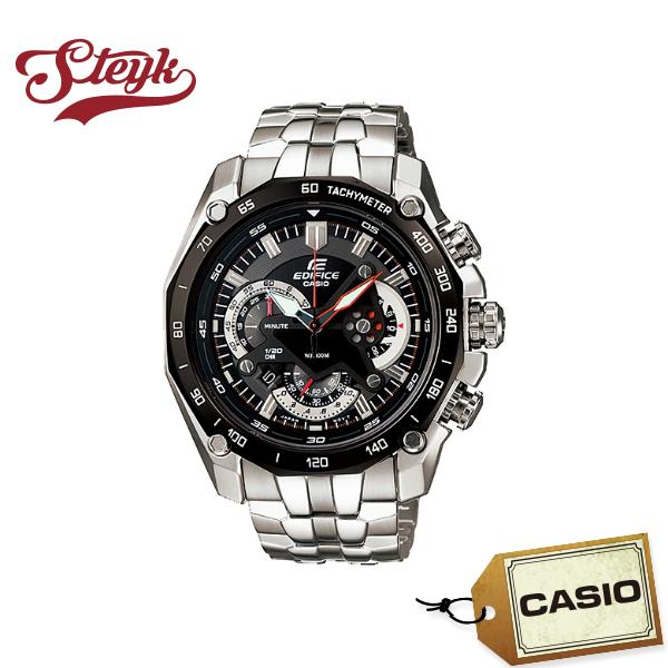 CASIO カシオ 腕時計 EDIFICE エディフィス アナログ EF-550D-1 メンズ:STEYK