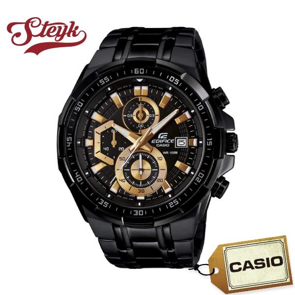 CASIO カシオ 腕時計 EDIFICE エディフィスアナログ EFR-539BK-1A メンズ