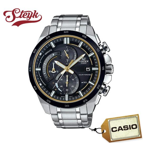 【あす楽対応】CASIO カシオ 腕時計 EDIFICE エディフィス ソーラー アナログ EQS-600DB-1A9 メンズ【送料無料】