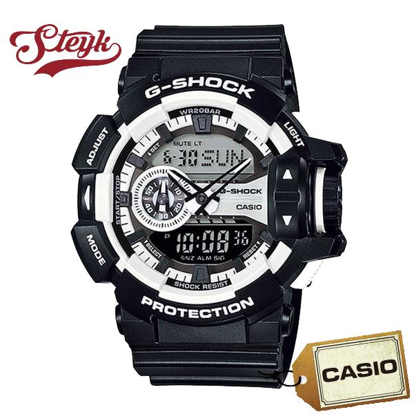 【あす楽対応】CASIO カシオ 腕時計 G-SHOCK Gショック アナデジ メンズ GA-400-1