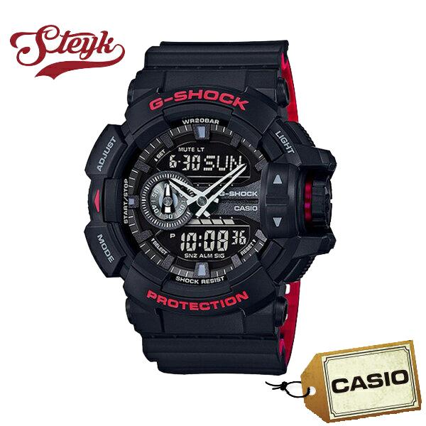 【あす楽対応】CASIO カシオ 腕時計 G-SHOCK ジーショック アナデジ GA-400HR-1A メンズ【送料無料】