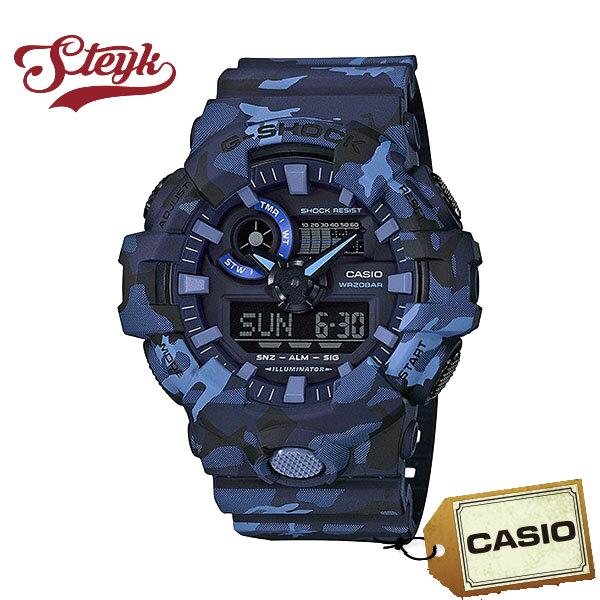 CASIO カシオ 腕時計 G-SHOCKジーショック GA-700CM-2A アナデジ メンズ