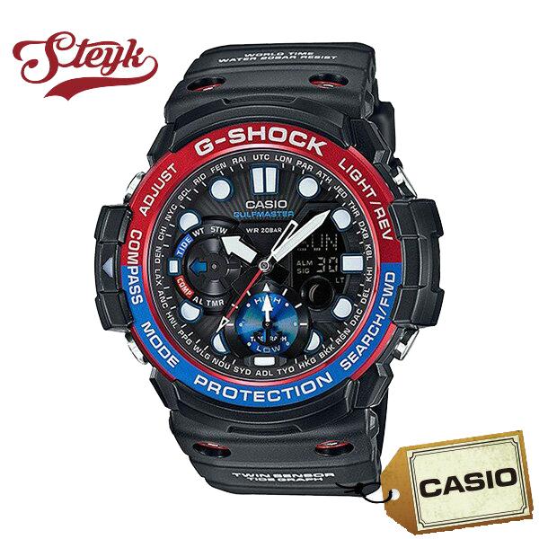 CASIO カシオ 腕時計 G-SHOCK ジーショック GN-1000-1 アナデジ メンズ