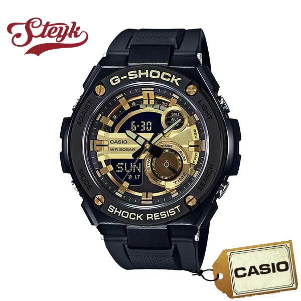 GST-210B-1A9 カシオ 腕時計 G-SHOCK ジーショック アナデジメンズ