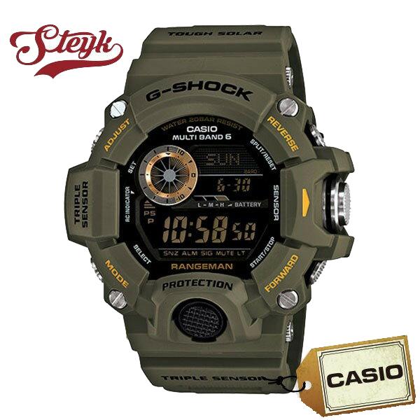 【あす楽対応】CASIO カシオ 腕時計 G-SHOCK Gショック デジタル GW-9400-3