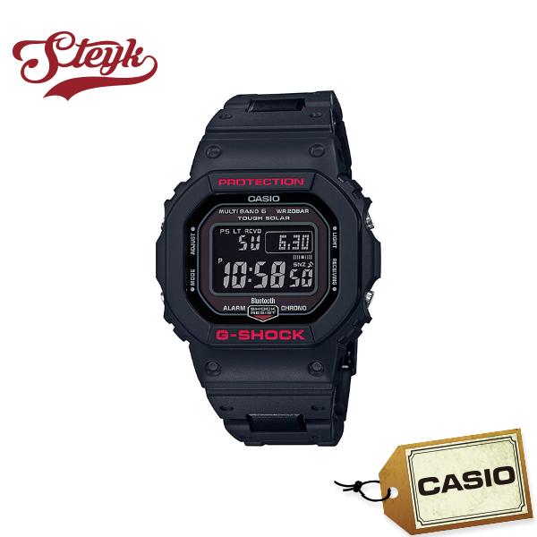 CASIO カシオ 腕時計 G-SHOCK ジーショック デジタル GW-B5600HR-1 メンズ