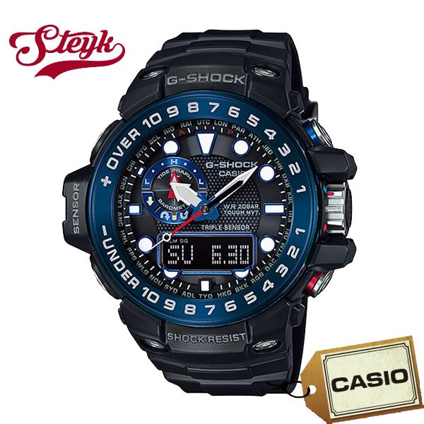 【あす楽対応】CASIO カシオ 腕時計 G-SHOCK Gショック アナデジ GWN-1000B-1B