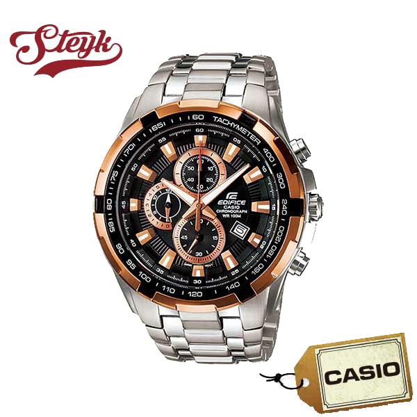 【あす楽対応】CASIO カシオ 腕時計 EDIFICE エディフェイス EF-539D-1A5 アナログ メンズ 【送料無料】