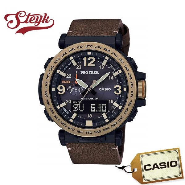 【あす楽対応】CASIO カシオ 腕時計 PRG-600YL-5 PRO TREK プロトレック アナデジ メンズ【送料無料】