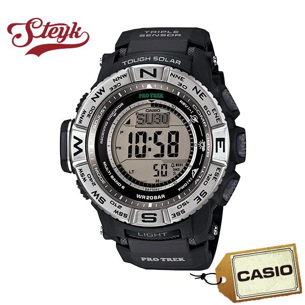 【あす楽対応】CASIO カシオ 腕時計 PROTREK プロトレック デジタル PRW-3500-1 メンズ【送料無料】