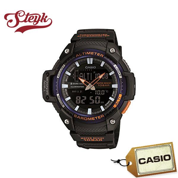 【あす楽対応】CASIO カシオ 腕時計 SPORTS GEAR スポーツギア アナデジ SGW-450H-2B メンズ