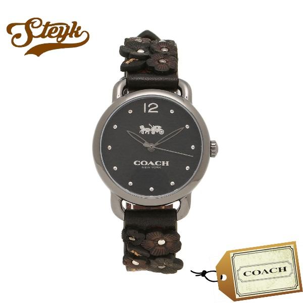 【あす楽対応】 COACH コーチ 腕時計 アナログ 14502816 DELANCEY FLOWER デランシー フラワー レディース 【送料無料】