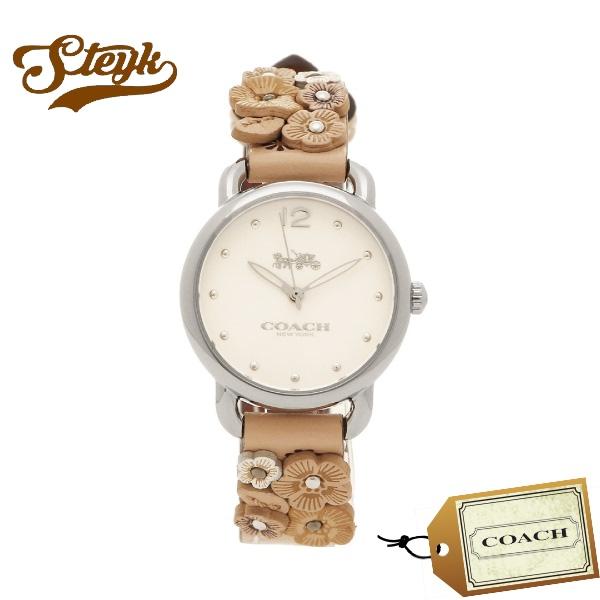 【あす楽対応】 COACH コーチ 腕時計 アナログ 14502873 DELANCEY FLOWER デランシー フラワー レディース 【送料無料】