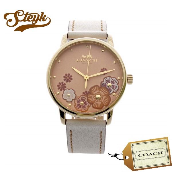 【あす楽対応】 COACH コーチ 腕時計 アナログ 14503008 GRAND FLOWER グランド フラワー レディース 【送料無料】
