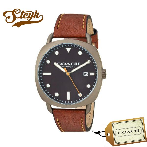 【あす楽対応】COACH コーチ 腕時計 TATUM テイタム アナログ 14602140 メンズ【送料無料】