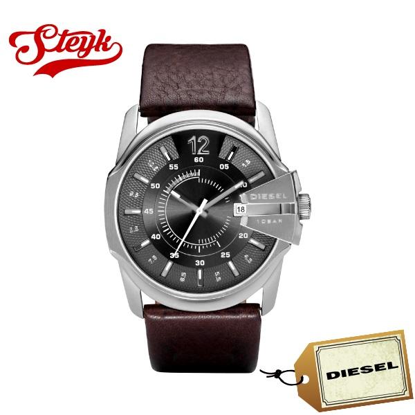 DIESEL ディーゼル 腕時計 MASTER CHIEF マスターチーフ アナログ DZ1206 メンズ