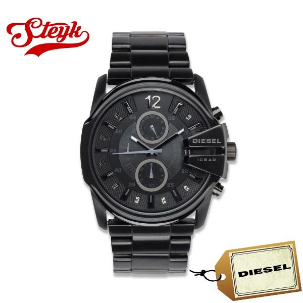 【あす楽対応】DIESEL ディーゼル 腕時計 MASTER CHIEF マスターチーフ アナログ DZ4180 メンズ【送料無料】