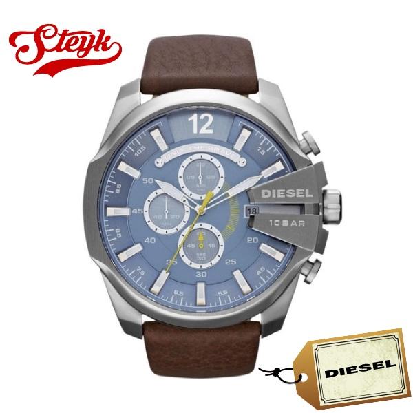 【あす楽対応】DIESEL ディーゼル 腕時計 MEGACHIEF メガチーフ アナログ DZ4281 メンズ 【送料無料】