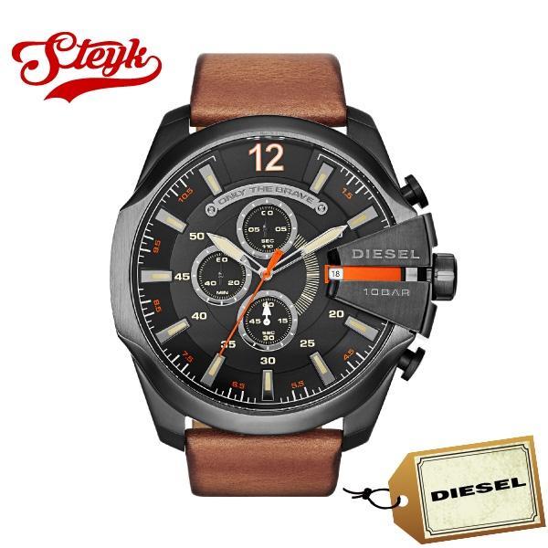 【あす楽対応】DIESEL ディーゼル 腕時計 MEGA CHIEF メガチーフ アナログ DZ4343 メンズ【送料無料】