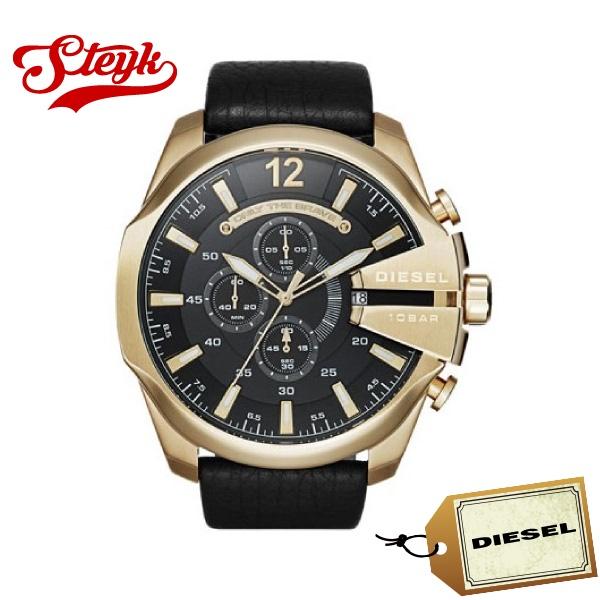 【あす楽対応】DIESEL ディーゼル 腕時計 MEGA CHIEF メガチーフ アナログ DZ4344 メンズ【送料無料】
