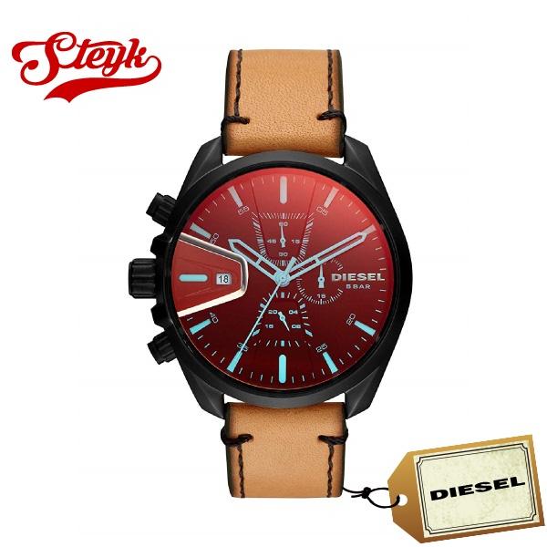 DIESEL ディーゼル 腕時計 MS9 CHRONO エムエスナイン アナログ DIESEL-DZ4471 メンズ