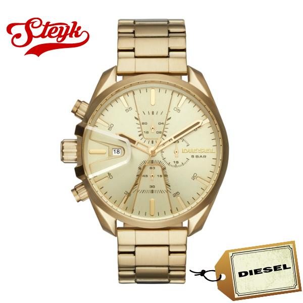 【あす楽対応】DIESEL ディーゼル 腕時計 MS9 CHRONO クロノ アナログ DZ4475 メンズ【送料無料】