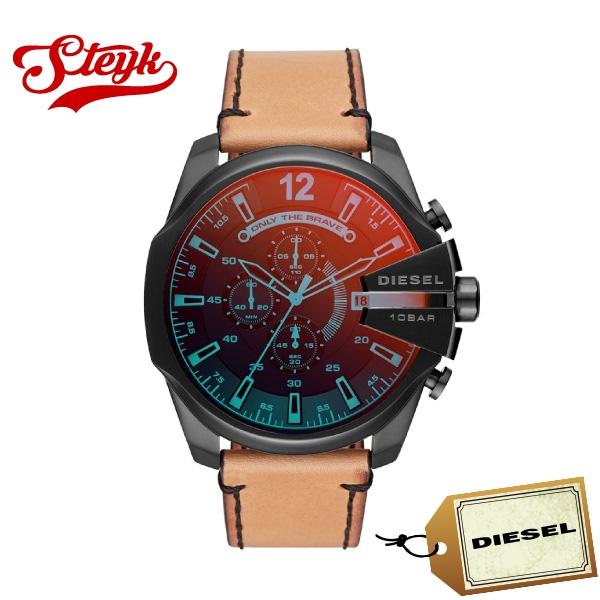 【あす楽対応】DIESEL ディーゼル 腕時計 MEGA CHIEF メガチーフ アナログ DIESEL-DZ4476 メンズ【送料無料】