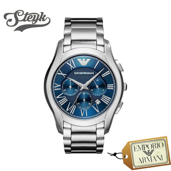 【あす楽対応】EMPORIO ARMANI エンポリオ アルマーニ 腕時計 VALENTE バレンテ アナログ AR11082 メンズ【送料無料】