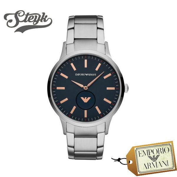 Emporio Armani エンポリオアルマーニ 腕時計 RENATO レナート アナログ AR11137 メンズ