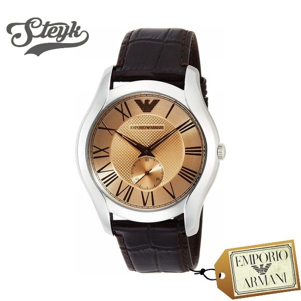 【あす楽対応】EMPORIO ARMANI エンポリオアルマーニ 腕時計 VALENTE ヴァレンテ アナログ AR1704 メンズ【送料無料】