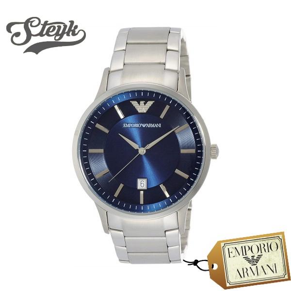 【あす楽対応】EMPORIO ARMANI エンポリオアルマーニ 腕時計 RENATO レナート アナログ AR2477 メンズ【送料無料】